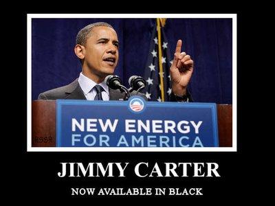 Obama  Carter