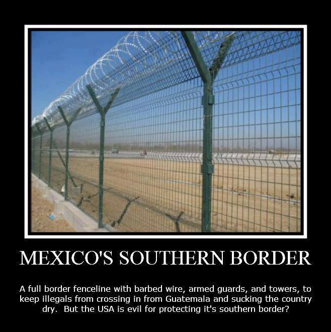 Mexico-guatemala Border Fence Related Keywords & Suggestions - Mexico ...