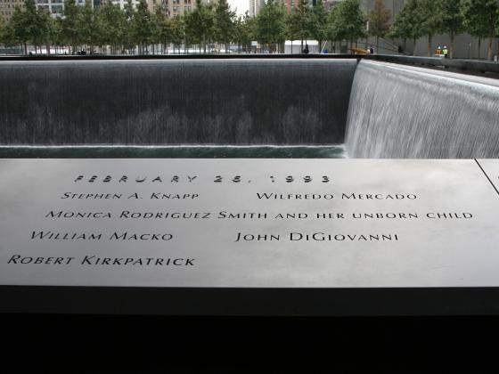 1993 WTC 20th